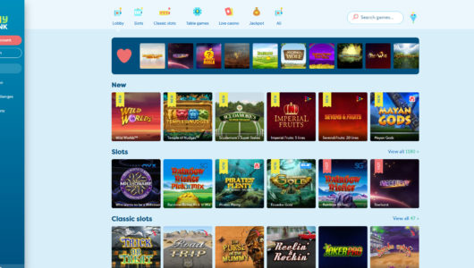 PlayFrank Casino Games