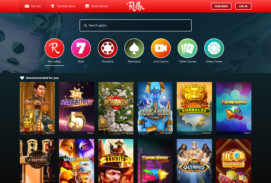 Rolla Casino Screenshot