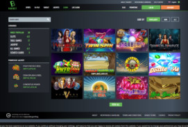 Fansbet Casino Screenshot
