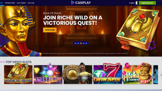 Casiplay Casino Games