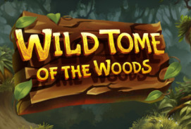 Wild Tome Of The Woods Logo