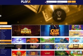 PlayUK Casino Lobby