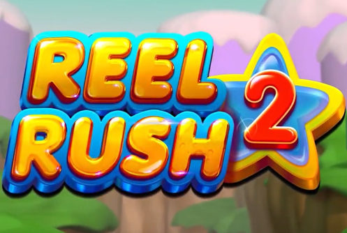 Reel Rush 2 Slot Logo