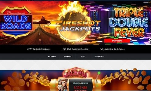 Chumba Casino Website