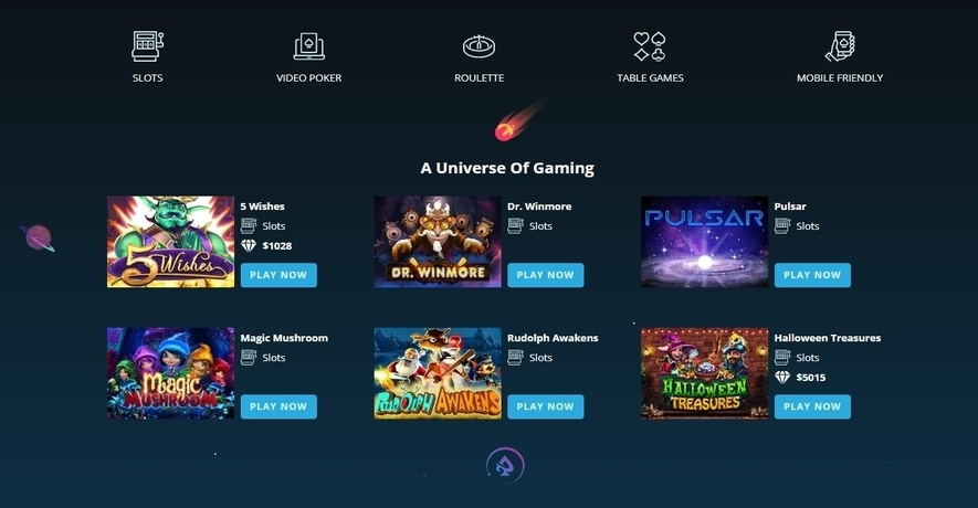 Spinfinity Casino - New Online Casino