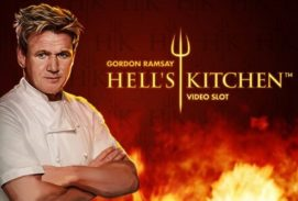 Gordon Ramsay: Hell's Kitchen Slot by NetEnt