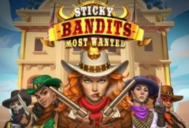 Sticky Bandits 3 Most Wanted Slot